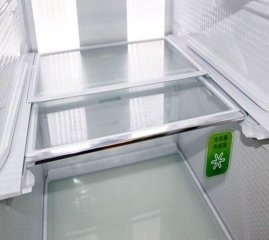 Refrigerator Spacers Glass