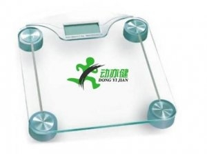 Electronic Scale Glass